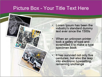 Car production PowerPoint Template - Slide 17