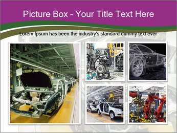 Car production PowerPoint Template - Slide 19