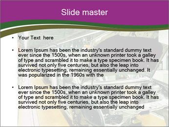 Car production PowerPoint Template - Slide 2