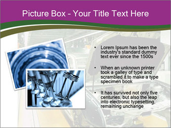 Car production PowerPoint Template - Slide 20