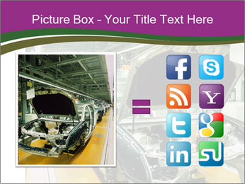 Car production PowerPoint Template - Slide 21