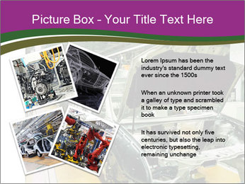 Car production PowerPoint Template - Slide 23