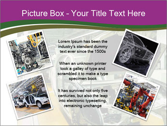 Car production PowerPoint Template - Slide 24