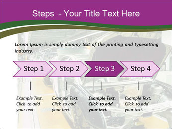 Car production PowerPoint Template - Slide 4