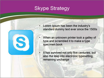 Car production PowerPoint Template - Slide 8