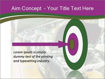 Car production PowerPoint Template - Slide 83