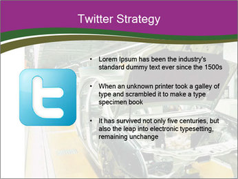 Car production PowerPoint Template - Slide 9