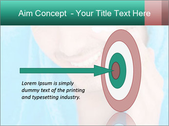 Man putting cream PowerPoint Template - Slide 83