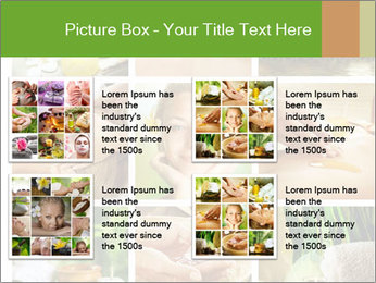 Spa Collage PowerPoint Template - Slide 14