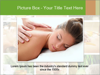 Spa Collage PowerPoint Template - Slide 16