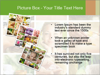 Spa Collage PowerPoint Template - Slide 17
