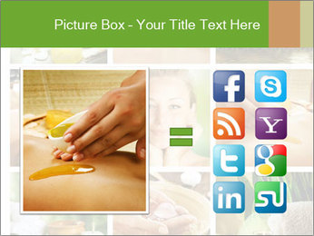 Spa Collage PowerPoint Template - Slide 21