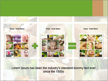 Spa Collage PowerPoint Template - Slide 22