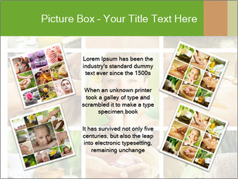 Spa Collage PowerPoint Template - Slide 24