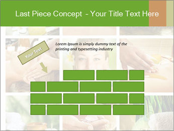 Spa Collage PowerPoint Template - Slide 46