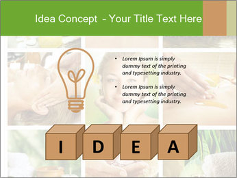 Spa Collage PowerPoint Template - Slide 80
