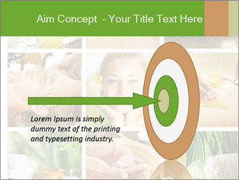 Spa Collage PowerPoint Template - Slide 83