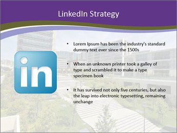 Big modern building PowerPoint Template - Slide 12