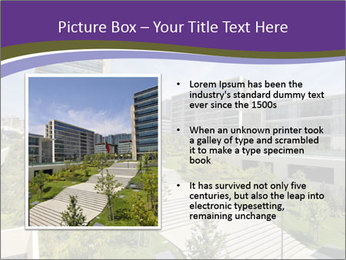 Big modern building PowerPoint Template - Slide 13