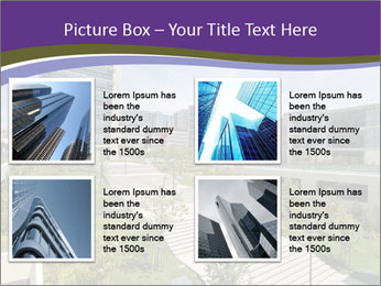 Big modern building PowerPoint Template - Slide 14