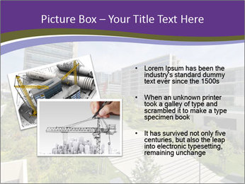 Big modern building PowerPoint Template - Slide 20
