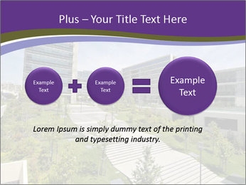 Big modern building PowerPoint Template - Slide 75