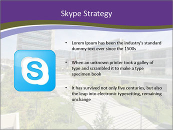 Big modern building PowerPoint Template - Slide 8