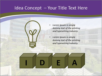 Big modern building PowerPoint Template - Slide 80