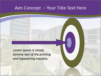 Big modern building PowerPoint Template - Slide 83