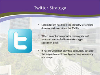 Big modern building PowerPoint Template - Slide 9
