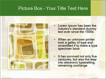 Retro of colorful PowerPoint Templates - Slide 13