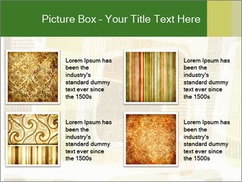 Retro of colorful PowerPoint Templates - Slide 14