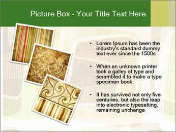 Retro of colorful PowerPoint Templates - Slide 17
