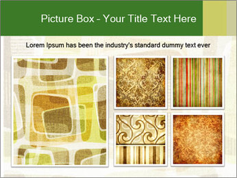 Retro of colorful PowerPoint Templates - Slide 19