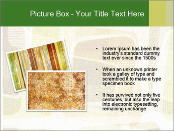 Retro of colorful PowerPoint Template - Slide 20
