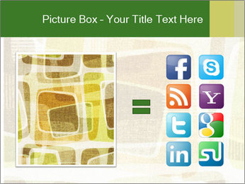 Retro of colorful PowerPoint Templates - Slide 21