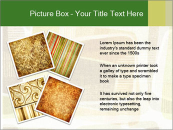 Retro of colorful PowerPoint Templates - Slide 23