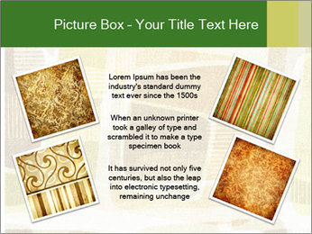 Retro of colorful PowerPoint Templates - Slide 24
