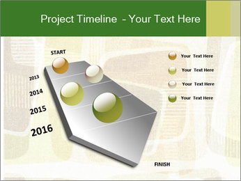 Retro of colorful PowerPoint Templates - Slide 26