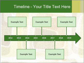 Retro of colorful PowerPoint Templates - Slide 28