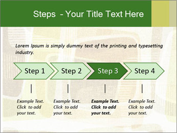 Retro of colorful PowerPoint Templates - Slide 4