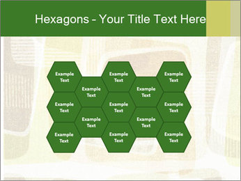 Retro of colorful PowerPoint Templates - Slide 44