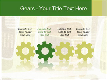 Retro of colorful PowerPoint Templates - Slide 48