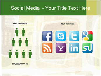 Retro of colorful PowerPoint Templates - Slide 5