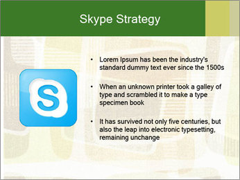 Retro of colorful PowerPoint Templates - Slide 8