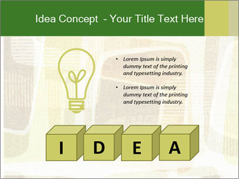 Retro of colorful PowerPoint Templates - Slide 80