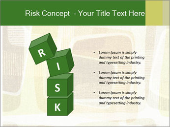 Retro of colorful PowerPoint Templates - Slide 81