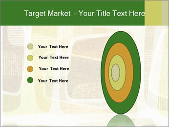 Retro of colorful PowerPoint Templates - Slide 84