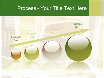 Retro of colorful PowerPoint Templates - Slide 87