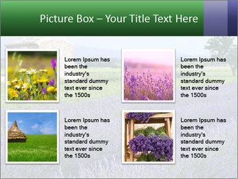 Nice lavender PowerPoint Template - Slide 14